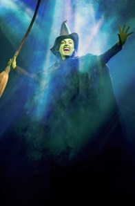 "Elphaba ""Defying Gravity"" from my favorite musical, ""Wicked"""